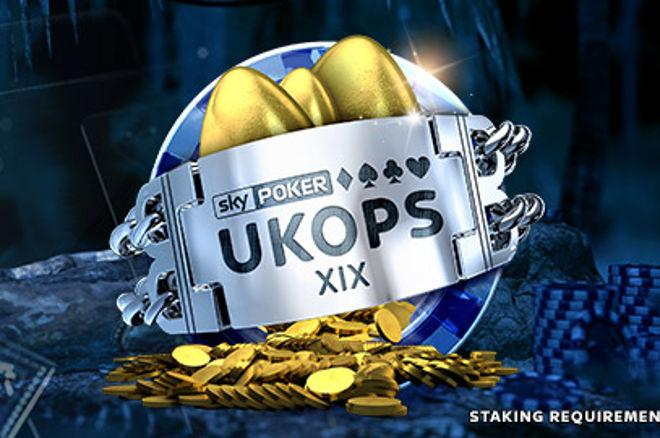 Sky Poker UKOPS XIX
