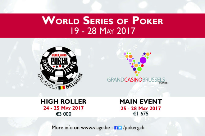 Grand Casino Brussels VIAGE WSOPC