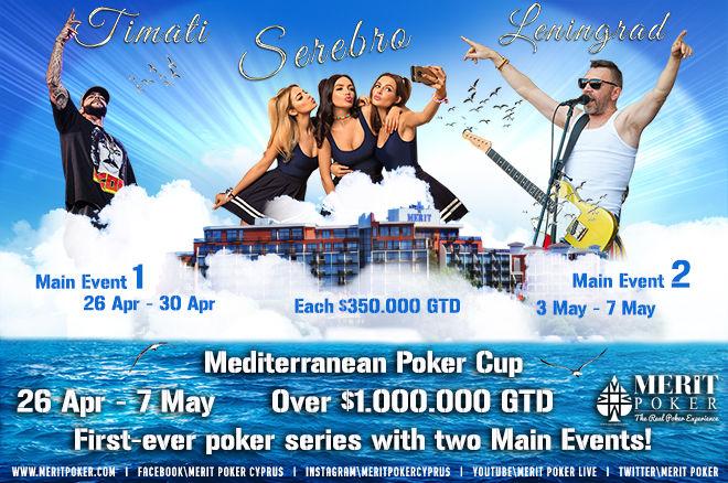 Mediterranean Cup at Merit Poker