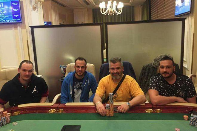 Ο Θανάσης Καραελευθεριάδης κατακτά το freeroll του Σαββάτου στο Princess Casino 0001