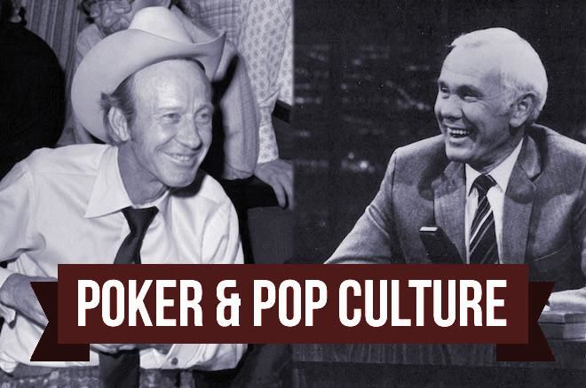 Poker & Pop Culture: Mainstream America Watching Amarillo Slim