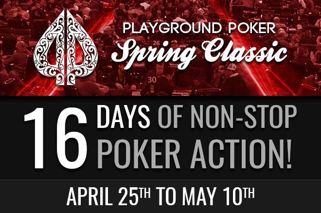 2017 Playground Poker Spring Classic
