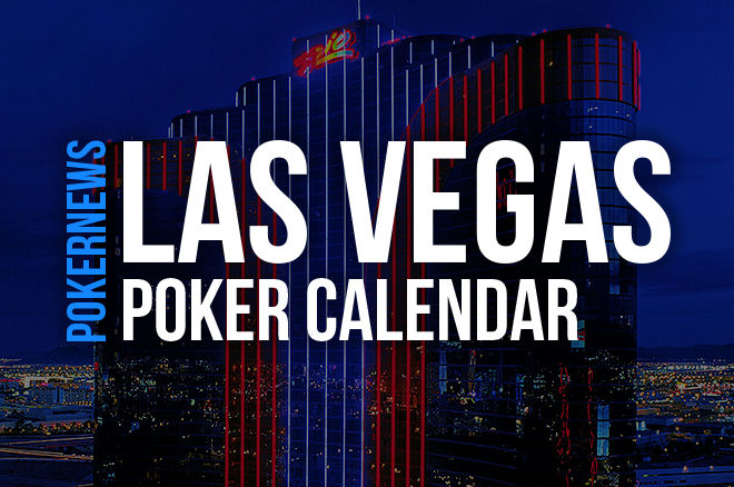 Las Vegas Poker Calendar: The Best Value Tournaments of 2017 0001