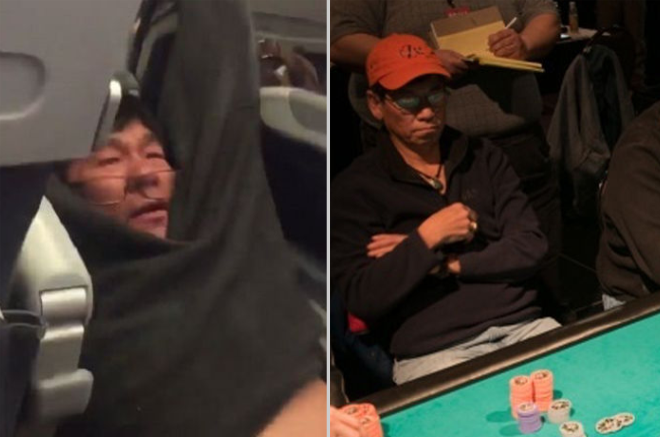 david dao united airlines poker