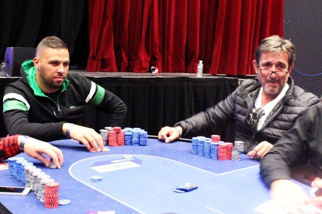 FPO : 18 survivants à La Grande Motte et 34.333€ à la gagne, les favoris au tapis 0001