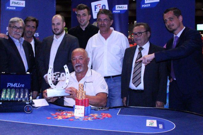 Michel Rouvière remporte le FPO La Grande Motte (34.333€) 0001