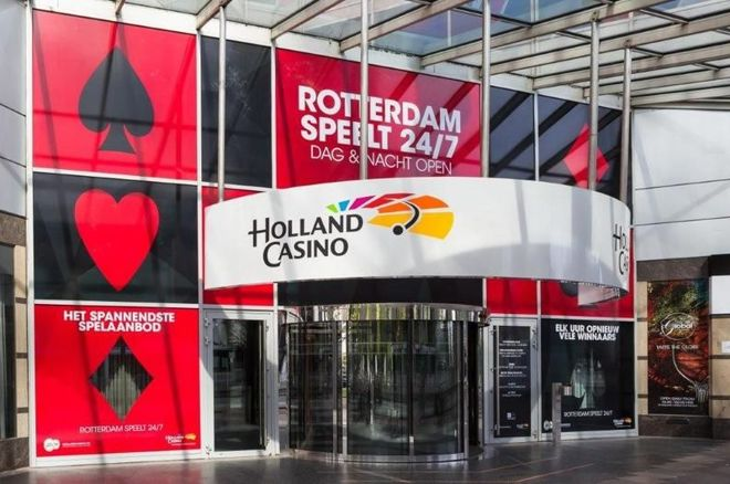 Rotterdam Poker Series verstoord door staking Holland Casino