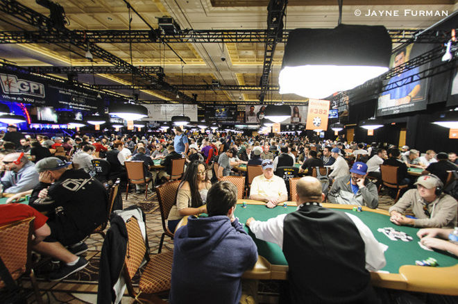 Other poker tournaments during wsop