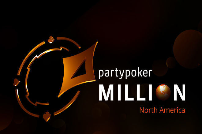 турнир partypoker MILLION North America