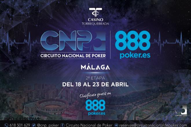 El Circuito Nacional de Poker estrena los colores de 888poker en Benalmádena 0001
