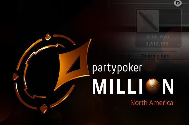 partypokerLIVE MILLION North America Main Event