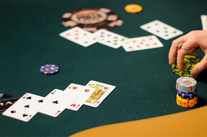 Stud Strategy: Third Street Aggression With the Second-Best Hand