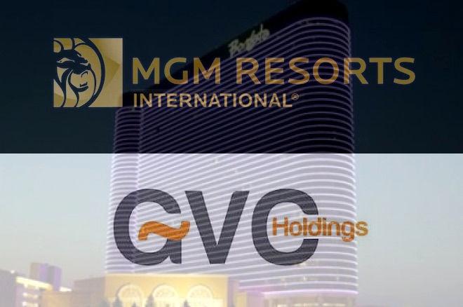 MGM Resorts International, GVC Holdings, Borgata