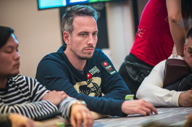 WPT Amsterdam - Lex Veldhuis, Rob Hollink & Chris Moneymaker naar Dag 2