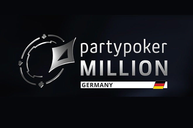 partypoker MILLION Germany