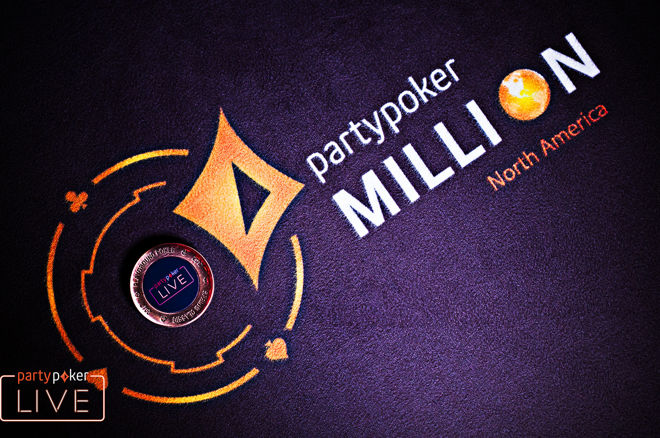partypoker MILLION North America