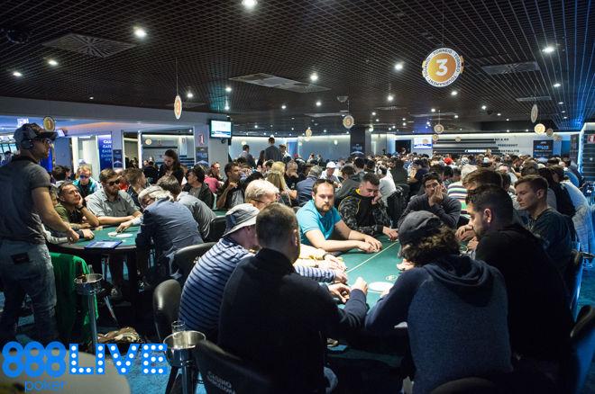 El Opening Event del 888live Barcelona se fue hasta las 720 entradas 0001