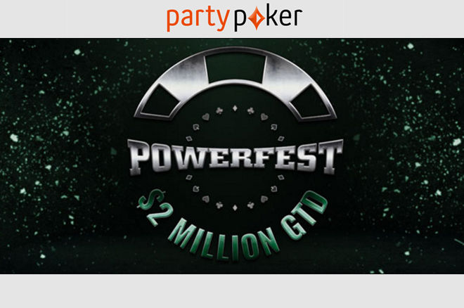 partypoker Powerfest Super High Roller