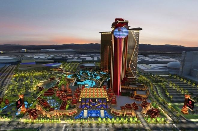 An artist's rendering of Resorts World Las Vegas