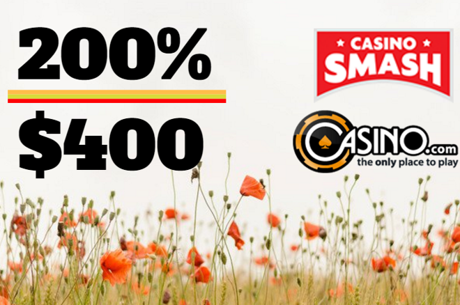 Celebrate Spring with up to $400 in Bonus Cash!