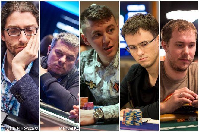 Igor Kurganov, Vladimir Troyanovskiy, Anatoly Filatov, Timofey Kuznetsov, Alexander Kostritsyn