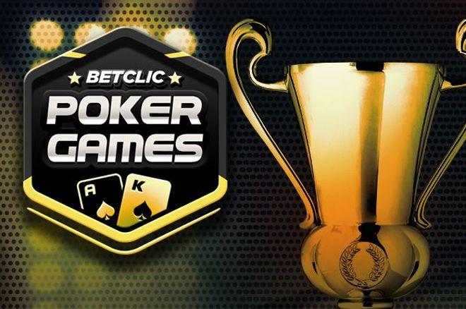 Le calendrier des 48 tournois du festival BetClic Poker Games 0001