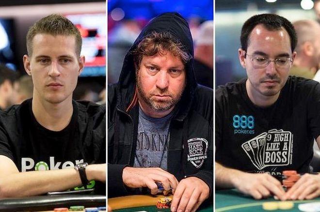 Global Poker Index: McDonald, Salsberg und Kassouf steigen auf 0001