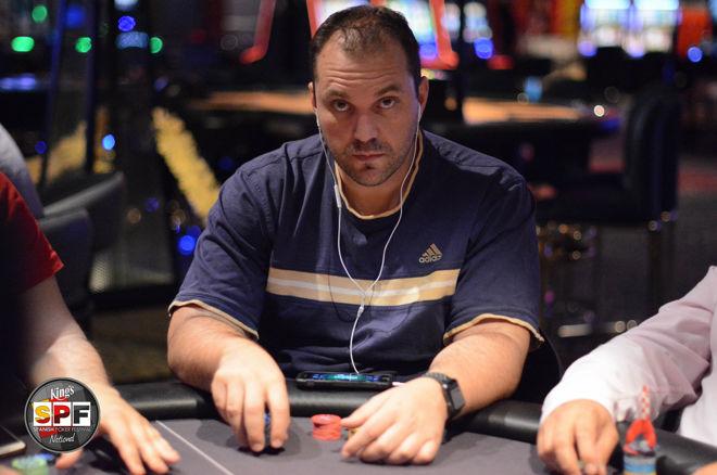 Los jueves se atiza a dos manos: David Rodríguez sale líder del Día 1a del Spanish Poker... 0001