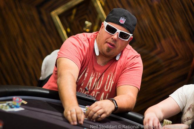Jamie Stephens PokerStars Championship Sochi Spin & Go