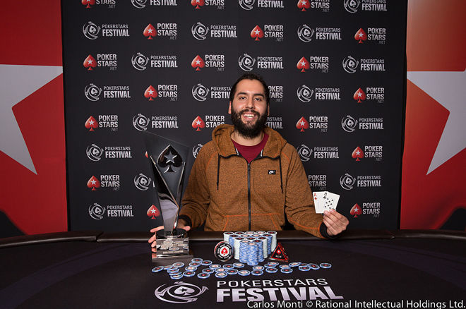 Christopher Franco Claims First-Ever PokerStars Chile Main Event Title 0001