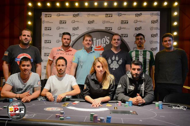 Una mesa final de muchos quilates pone fin al Main Event del Spanish Poker Festival 0001