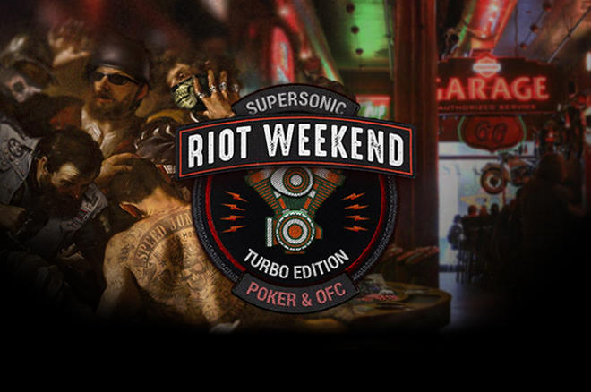 TonyBet Poker Supersonic Riot Weekend