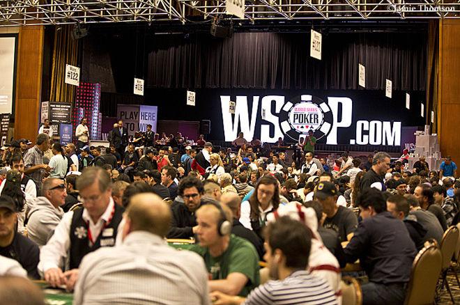 world series of poker 2017