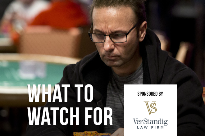 WSOP Day 3: Negreanu Five Players Away From Bracelet No. 7 0001