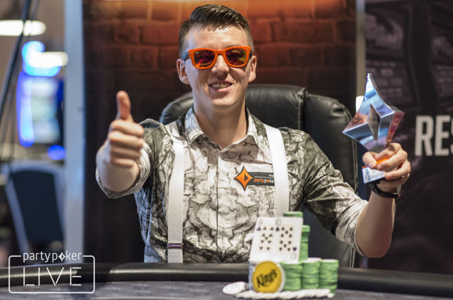 Anatoly Filatov Wins the 2017 partypoker LIVE Million Germany €2,200 High Roller 0001