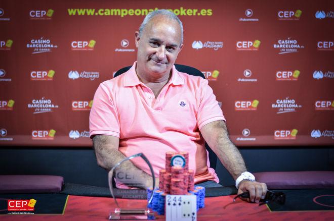 Un pacto convierte a Javier R. Mazorriaga en campeón del CEP Alicante 2017 0001