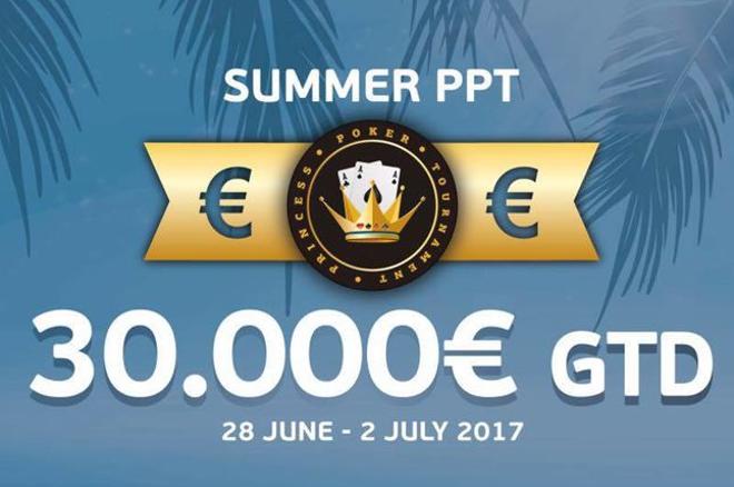 Summer PPT с €30,000 гарантирани