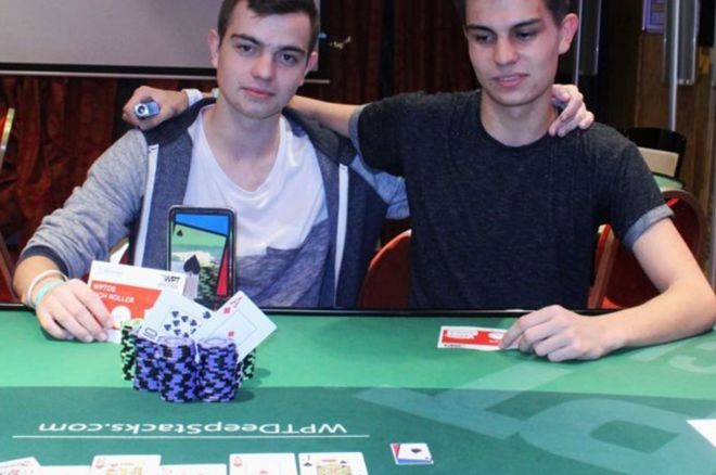 Conan Brothers Battle Heads-up for WPT DeepStacks High Roller Title in Cannes 0001