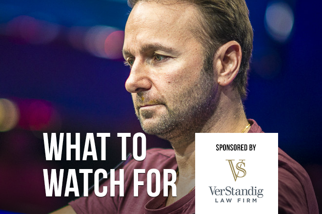 WSOP Day 8: Negreanu, Mosseri Return to Play Heads-Up for a Bracelet 0001