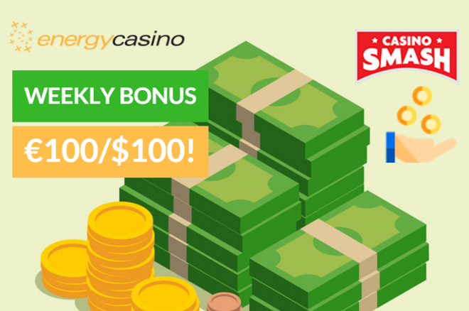 €100 a Week: The Welcome Bonus that Never Expires!