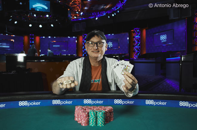 Frank Kassela Wins WSOP Event #13: $1,500 No-Limit 2-7 Lowball Draw 0001