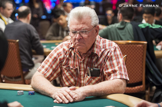 Purple Heart Recipient John Smith Continues Domination of WSOP Heads-Up Event 0001