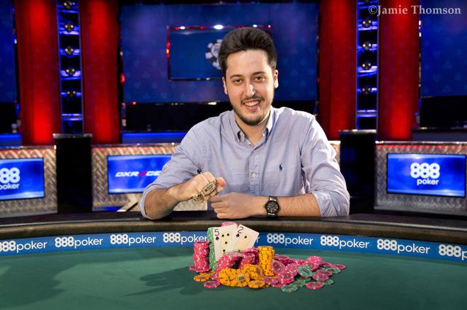 WSOP : Adrian Mateos Diaz roi du Heads-Up Championship 0001