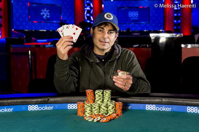 David Singer Wins WSOP Event #14: $1,500 H.O.R.S.E. 0001