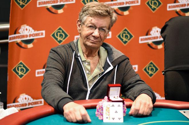 John Ludwig Casino Regina Diamond Poker Classic