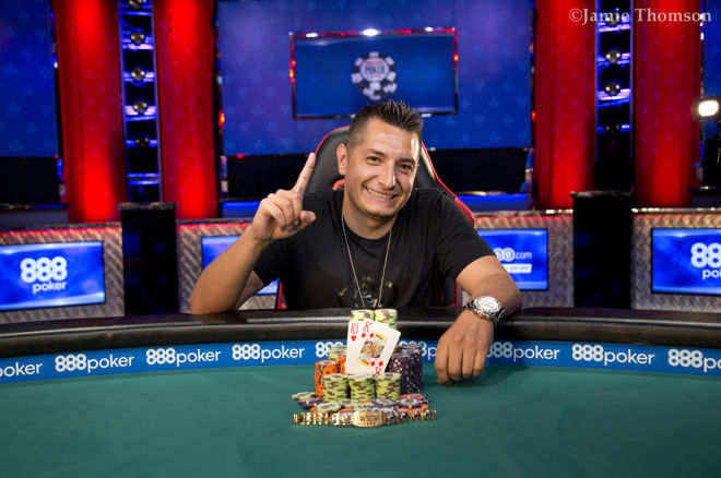 Anthony Marquez Wins WSOP Event #16: $1,500 No-Limit Hold'Em 6-Handed 0001