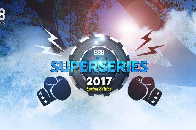 Las SuperSeries de 888poker.es afrontan su primera semana 0001