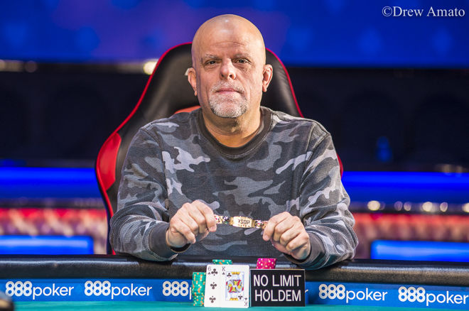 Ron Ware Wins WSOP Event #21: $1,500 8-Game Mix 6-Handed 0001