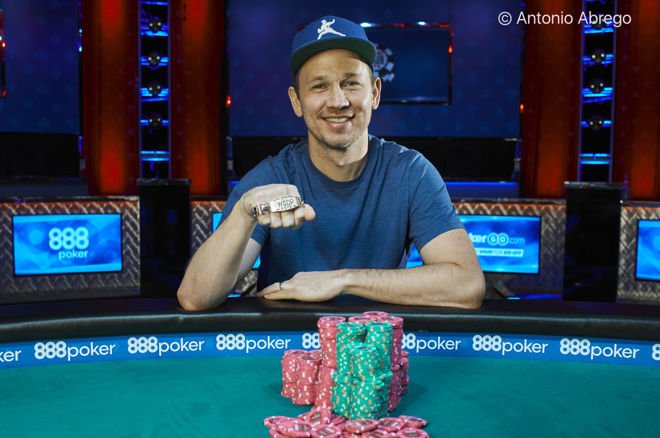 John Monnette Wins WSOP Event #22: $10,000 No-Limit 2-7 Lowball Draw 0001