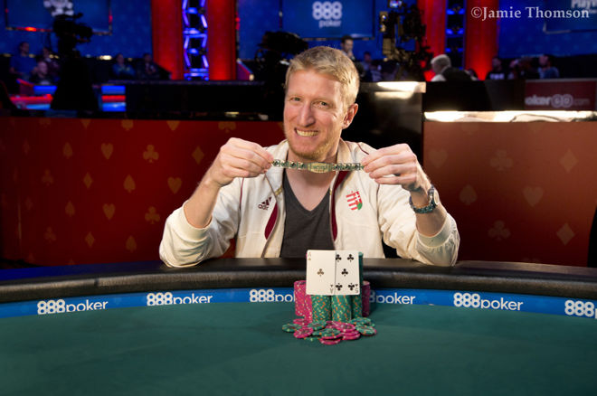 Shane Buchwald Wins WSOP Event #24: $1,500 Limit Hold'em 0001